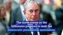 UPDATE: Michael Bloomberg Buying at Least $31 Million in TV Ads to Prepare for 2020 Presidential Run