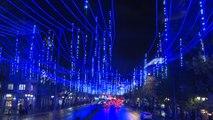Madrid inaugura sus luces de Navidad