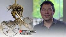Brass Sculpture   Local Legends