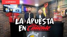 La Apuesta con Caliente.mx del Chivas contra Veracruz y la Final de la Libertadores.