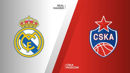 EuroLeague 2019-20 Highlights Regular Season Round 10 video: Madrid 97-81 CSKA
