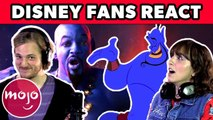 Disney Stans Breakdown 'Friend Like Me' from Aladdin 1992 vs 2019
