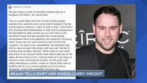 Scooter Braun Pleads with Taylor Swift to Find 'Resolution' to Feud After Receiving Death Threats
