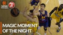 7DAYS Magic Moment of the Night: Deni Avdija, Maccabi FOX Tel Aviv