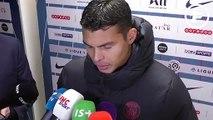 Thiago Silva juge le match de Neymar