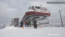 Ski and snowboard season opens up in Park City