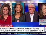 The Republican Party will be judged for many many years for what it does in this trial: Carl Bernstein