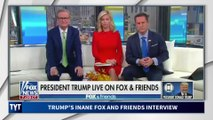 Trump To Fox And Friends: I Want A Trial