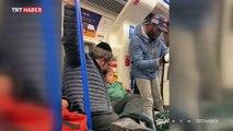 İngiltere, Yahudi baba ve oğlunu savunan Müslüman kadını konuşuyor