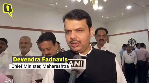 CM Devendra Fadnavis and Deputy CM Ajit Pawar Address Media