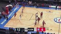 James Palmer Jr. Posts 27 points & 12 rebounds vs. Sioux Falls Skyforce