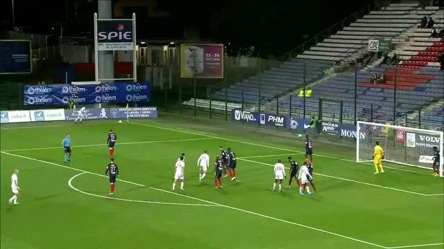 Le résumé de Châteauroux - FC Lorient (1-3) 19-20