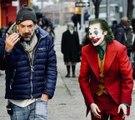 Joker : behind the scenes with Joaquin Phoenix
