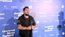 El cantante Antonio Orozco cumple 47 años