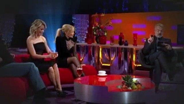 The Graham Norton Show S26E08 Lewis Hamilton, Elizabeth Banks, Kylie Minogue, Ricky Gervais