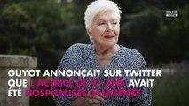 Line Renaud rétablie : la comédienne donne enfin de ses nouvelles