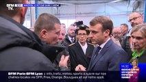Macron, le retour dans l'arène - 23/11