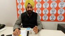 RP Singh speaks on political developments in Maharashtra