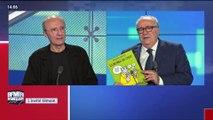 """Philippe Geluck dévoile """"La rumba du chat"""" - 23/11"""