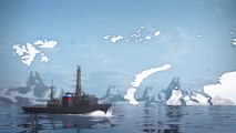 Russia discovers five new islands in the Arctic
