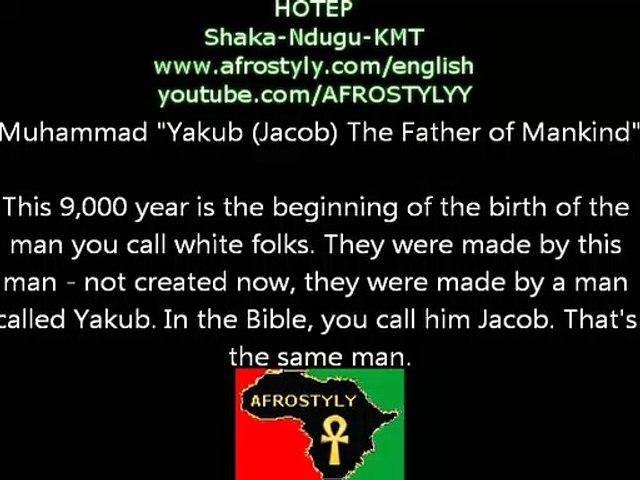Yakub is Jacob of the Bible