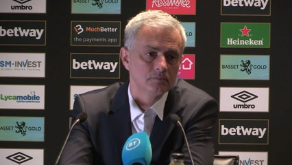 Music Playing Again In Away Dressing Room | Jose Mourinho | West Ham 2-3 Spurs
