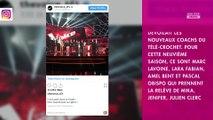 The Voice 9 : Lara Fabian dévoile un premier cliché des coachs réunis