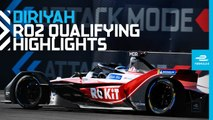 2019 SAUDIA Diriyah E-Prix  Saturday Qualifying Highlights