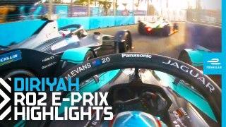 Instant Classic! 2019 SAUDIA Diriyah E-Prix  Saturday Race Highlights