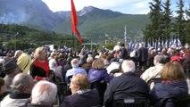 Σε αγωνιστικό κλίμα η εκδήλωση του ΚΚΕ για την 77η Επέτειο της ανατίναξης της γέφυρας του Γοργοποτάμου