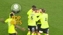Top buts 15ème journée - Domino's Ligue 2 / 2019-20