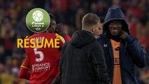 RC Lens - FC Sochaux-Montbéliard (4-0)  - Résumé - (RCL-FCSM) / 2019-20
