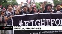 Décimo aniversario de la masacre de Filipinas en la que murieron 58 personas