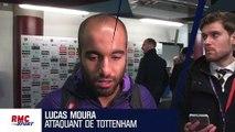 """West Ham - Tottenham : """"Mourinho a essayé de nous donner confiance"""" dévoile Lucas"""