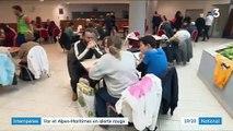 Intempéries : le Var et les Alpes-Maritimes en alerte rouge