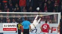 Bundesliga: 11 Matchdays 11 Saves