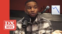 Tory Lanez- 'Rap Is In A Horrible Place'