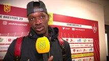 Brest - FC Nantes : la réaction des joueurs
