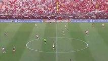 Gabigolün Flamengoya şampiyonluğu getiren tarihi golü