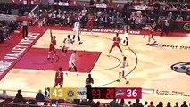 Jacobi Boykins (15 points) Highlights vs. Santa Cruz Warriors