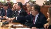Israel: el centrista Benny Gantz tiende la mano al Likud, pero sin Benjamin Netanyahu