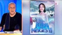 Quand Laurent Ruquier parodie la bande annonce de la Reine des Neiges avec Ségolène Royale empêtrée dans les accusations