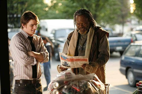 Resurrecting the Champ movie (2007)   Samuel L. Jackson, Josh Hartnett, Kathryn Morris