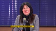 """Municipales à Marseille : """"J'ai envie"""" d'être candidate, """"c'est toute ma vie"""", assure la sénatrice Samia Ghali"""