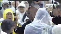 Ναγκασάκι: Κατάργηση των πυρηνικών όπλων ζήτησε ο Πάπας Φραγκίσκος
