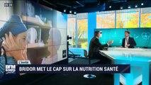 Philippe Morin (Bridor): Bridor met le cap sur la nutrition santé - 24/11