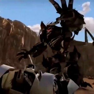 Transformers prime Season 2 Episode 16 DHIMBJA Albanian (Shqip)