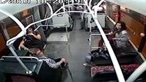 Mersin kalp krizi geçiren yolcuya ilk müdahaleyi otobüs şoförü yaptı