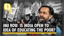 Is Demanding Education Anti-Democratic? Yogendra Yadav on JNU Row