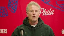 76ers coach praises Simmons' defensive performance